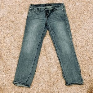 Lucky Brand Sweet Crop Jeans